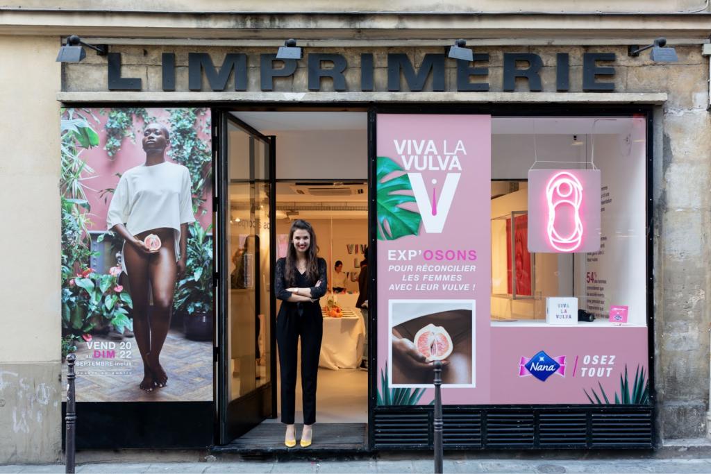 Exposition Viva la Vulva à Paris : My Dear Vagina x Nana